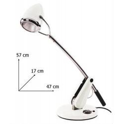Vespa tafel lamp klein wit