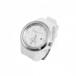 "Vespa horloge ""Sport 98"" wit"