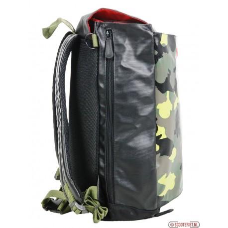 Vespa rugzak / laptoptas camouflage VPTB51