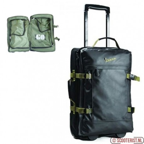"Vespa softcase trolley ""Nero"" VPTL52"