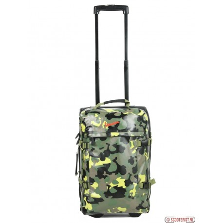 Vespa softcase trolley camouflage VPTL51