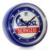 Vespa wandklok 23cm vple28 servizio
