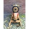 Vespa hobbelscooter van massief hout uit 1985 (collector's item)